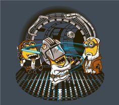 Despicable Me / Star Wars