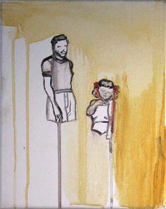 Auswahl Malerei von Stefanie Seitz