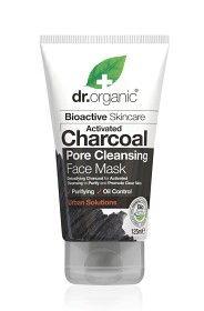 Köp Dr Organic Activated Charcoal Pore Cleansing Face Mask 125 ml på apotea.se