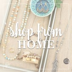Shop from home | Host a party | Initial Outfitters
