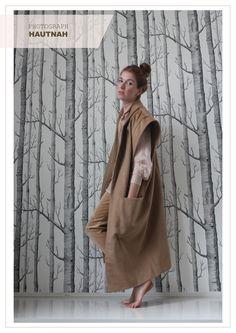 Final Collection / FRL W / Hautnah / S/S 2015 / WWW.FRLW.DE #FRLW #hautnah #s/s2015 Duster Coat, Jackets, Collection, Fashion, Down Jackets, Moda, La Mode, Jacket, Fasion