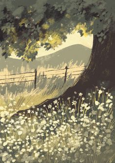 Painting Inspiration, Art Inspo, Anime Scenery, Aesthetic Art, Cute Art, Aesthetic Wallpapers, Pixel Art, Wallpaper Backgrounds, Art Drawings
