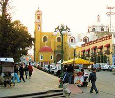 Huamantla, Tlaxcala. Pueblo mágico