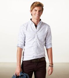 AE Oxford Button-Down