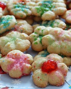 Betty Crocker Classic Spritz Cookies