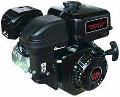 The Hornet Minibike, Old School Honda GX Engine