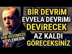 Erdoğan'dan Heyecanlandıran DEVRİM SİNYALİ.. (AZ KALDI, GÖRECEKSİNİZ) - YouTube
