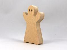 Halloween Ghosts, Wood Toys, Handmade Toys, Types Of Wood, Wooden Toy Plans, Wood Types, Wooden Toys
