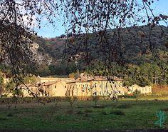 En pocos sitios encontrarás tanta paz... Monasterio de Iranzu, #Navarra --> http://www.turismo.navarra.es/esp/organice-viaje/recurso/Patrimonio/3151/Monasterio-de-Santa-Maria-de-Irantzu.htm (Foto Y. Amatriain)