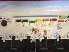 Painting Themed Party