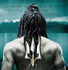 SHIVA..the destroyer of all evil forces..