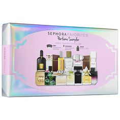 Perfume Sampler - Sephora Favorites | Sephora
