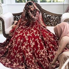 Bridal Elegance — Carasco Photography This bride looks flawless. Indian Bridal Outfits, Pakistani Wedding Outfits, Indian Bridal Lehenga, Pakistani Wedding Dresses, Red Lehenga, Punjabi Wedding, Desi Wedding Dresses, Asian Wedding Dress, Asian Bridal
