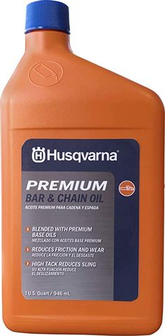 Amazon.com: Husqvarna 610000023 Bar & Chain Oil, Quart: Garden & Outdoor Best Chainsaw, Outdoor Gardens, Outdoor Power Equipment, Bottle, Battery Powered Chainsaw, Power Tools, Amazon