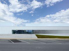 CCHE Lausanne SA, Thomas Jantscher · Sport Center GEMS World Academy