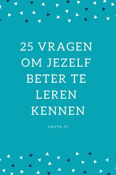 Natuurlijk wil je jezelf ontwikkelen, maar waar begin je? Jezelf kennen is een goed begin. Deze 25 vragen kunnen je op weg helpen. Coaching, Journal Questions, Stress, Psychology Facts, Life Purpose, Life Motivation, Self Development, Self Help, No Time For Me