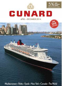 Celebrity cruise line brochures