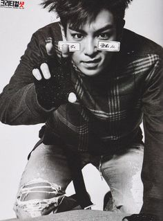Big Bang member T.O.P in Dazed and Confused Korea Daesung, T.o.p Bigbang, Korean Boy Bands, South Korean Boy Band, Hip Hop, Top Choi Seung Hyun, Gd And Top, Into The Fire, Dazed And Confused