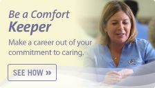 Jobs available NOW for homehealth aides and CNA's, go to our main page and Click HERE on front page of our website.