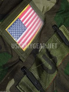 Woodland Protective Equipment Carrying Bag, Small Backpack | US Army Gear