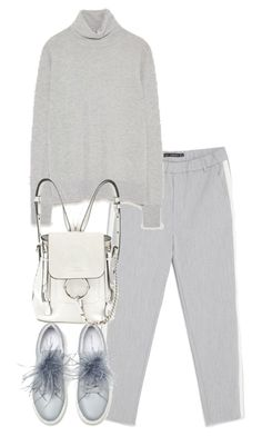 """Untitled #4771"" by theeuropeancloset on Polyvore featuring Banda and Chloé"