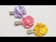 Mini Florzinha no Bico de Pato - Manu Artes e Acessórios - YouTube
