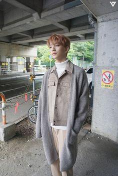 Photos from #바암개비 (Pinwheel) - Joshua // SEVENTEEN