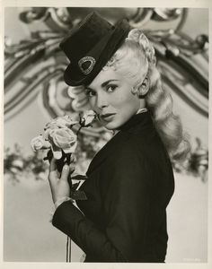 "Janet Leigh in ""Scaramouche""  (1952)"