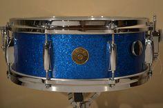 Gretsch 5.5x14 '60s Blue Sparkle