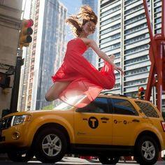 Dancer among US - Jordan Matter.