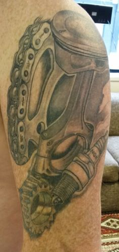 piston tattoo                                                                                                                                                                                 More