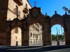 Abadía del Sacromonte. (vía granatensis   panoramio)