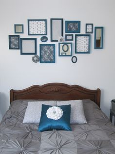 easy wall decoration