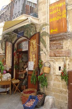 Bari, Italy. My Nonni and Poppa were both from Bari :) I would like to go one of these days!