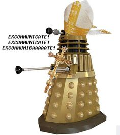 Doctor who + Catholicism = this