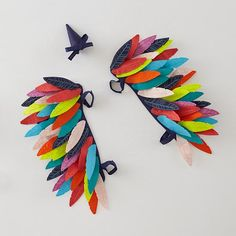 Dress up set features a pair of intricately stitched bird wings and a beak, so your little one can spend their afternoons zipping across the sky and eating all the birdseed they can. Well, maybe not the birdseed part.