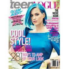 Teen Vogue - $10 for 1 Year Subscription
