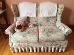Lounge Suite - Wing Back (1 x 2 Seater and 2 Arm Chairs) | Armchairs | Gumtree Australia Norwood Area - Evandale | 1092333682