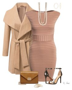 """""""Camel Color Chic (CCC)"""" by ksims-1 ❤ liked on Polyvore featuring Tory Burch, Mulberry and Red Camel"""