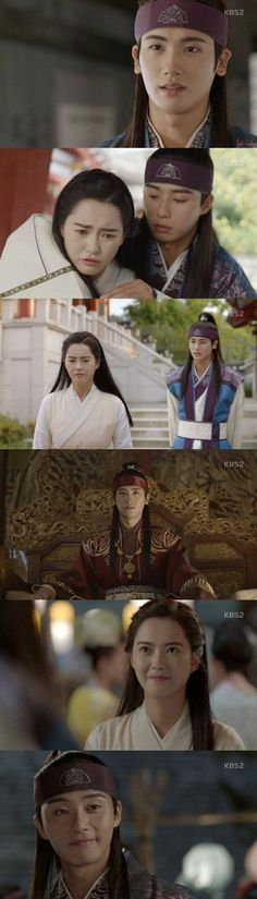 Added episode 7 captures for the Korean drama 'Hwarang'.