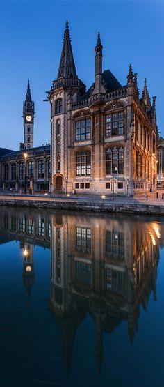 Ghent, Flanders, Belgium                                                                                                                                                                                 More