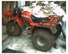 Big Red 3 Wheeler Parts | last three wheeler ever made 1987 honda big red - Chevy Truck Forum ...