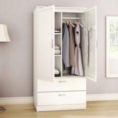 Acapella Wardrobe Armoire by South Shore - 5350038