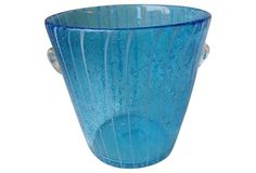 Vintage Murano Ice Bucket