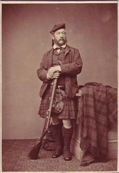 Early-To-Mid Victorian Highland Wear - Page 4