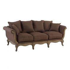 Déco en Vogue -  Volupté et confort pour ce canapé de la gamme Pompadour !