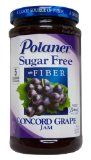 Polaner Sugar Free Preserves with Fiber help support a healthy digestive system. Bursting with real fruit, and sweetened with Splenda brand sweetener, they're delicious and provide 3 grams of fiber, about of your daily requirement, in every spoonful. Ham Wraps, Grape Jam, Homemade Ham, Good Source Of Fiber, Best Dinner Recipes, Sugar Free Recipes, Canning Recipes, The Dish, Preserves