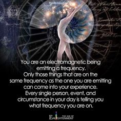 Spiritual Healing refers to a myriad of forms of vibrational and energy healing. Instead of using pharmaceutical pills or drugs, a spiritual healer administers touch and energy by channeling and… Spiritual Enlightenment, Spiritual Wisdom, Spiritual Awakening, Spiritual Metaphysics, Spiritual Thoughts, Reiki, Everything Is Energy, Awakening Quotes, A Course In Miracles