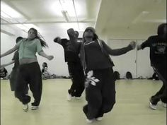 Luam teaches Whatever U Like at Broadway Dance Center
