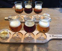 Abbaye de Maredsous á Denée #maredsous #beertasting #saturdaynight #belgium #maredsous8 #tresbon by osavenko